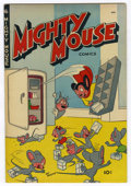 Golden Age (1938-1955):Cartoon Character, Mighty Mouse #16 (St. John, 1950) Condition: VF....