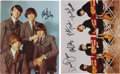 "Music Memorabilia:Autographs and Signed Items, Monkees Signed Photo. A color 8"" x 10"" photo signed by MichaelNesmith, Mickey Dolenz, David Jones, and Peter Tork in black ...(Total: 1 Item)"