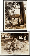 """Movie Posters:Academy Award Winners, Janet Gaynor and George O'Brien in Sunrise (Fox, 1927). Photos (8) (8"""" X 10"""").. ... (Total: 8 Items)"""