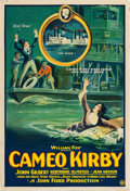 "Movie Posters:Drama, Cameo Kirby (Fox, 1923). One Sheet (28"" X 41.5"").. ..."