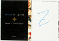 Books:Literature 1900-up, [Featured Lot] Mark Z. Danielewski. SIGNED. House of Leaves. New York: Pantheon, [2000]. First edition, one of 1,000...