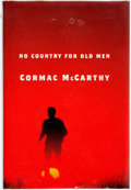 Books:Literature 1900-up, Cormac McCarthy. No Country for Old Men. New York: Knopf,2005. First edition. Publisher's cloth and original dust j...