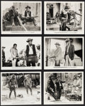 """Movie Posters:Western, The Wild Bunch (Warner Brothers, 1969). Photos (37) (8"""" X 9.5"""" & 8"""" X 10""""). Western.. ... (Total: 37 Items)"""