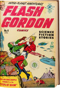 Golden Age (1938-1955):Miscellaneous, Harvey Golden and Silver Age Comics Bound Volume (Harvey, 1950-57)....
