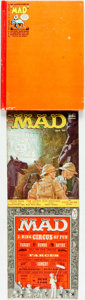 Books:Periodicals, [Mad Magazine]. Group of Publications. Includes Volume 3 ofthe archive, containing issues 13-17. West Plains, M... (Total: 2Items)
