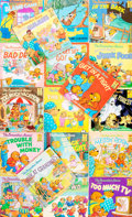 Books:Children's Books, [The Berenstain Bears] Stan and Jan Berenstain. Group of SeventeenBerenstain Bears Books. New York: Random House, [various ...(Total: 18 Items)