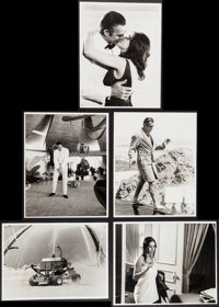 Diamonds are Forever (United Artists, 1971). Photos & Behind the Scenes Photo (5) (Various Sizes). James Bond. ... (...