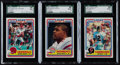 Football Cards:Sets, 1984 Topps USFL Football Complete Set (132). ...