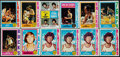 Basketball Cards:Lots, 1974 Topps NBA Basketball Card (#'s 1-176) Collection (750+). ...