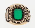 Baseball Collectibles:Others, 1987 Dartmouth Baseball EIBL Champions NCAA Ring....