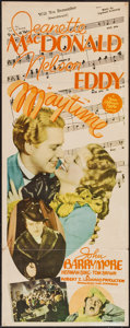 """Movie Posters:Musical, Maytime (MGM, 1937). Insert (14"""" X 36""""). Musical.. ..."""