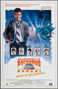 "Movie Posters:Science Fiction, The Adventures of Buckaroo Banzai Across the 8th Dimension (20thCentury Fox, 1984). One Sheet (27"" X 41""). Science Fiction...."