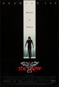 "Movie Posters:Action, The Crow (Miramax, 1994). One Sheet (27"" X 40"") SS. Action.. ..."