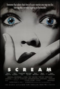 """Movie Posters:Horror, Scream and Others Lot (Dimension, 1996). One Sheets (4) (27"""" X 40"""", 26.75"""" X 39.75"""", and 26.5"""" X 39.5"""") SS & DS. Horror.. ... (Total: 4 Items)"""