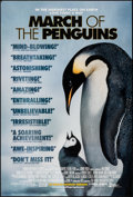 "Movie Posters:Documentary, March of the Penguins and Other Lot (Warner Independent, 2005). One Sheets (2) (27"" X 40"") DS. Documentary.. ... (Total: 2 Items)"
