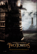 """Movie Posters:Fantasy, The Lord of the Rings: The Two Towers (New Line, 2002). CanadianOne Sheet (26.75"""" X 39.75"""") DS Advance Style D. Fantasy.. ..."""