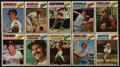 Baseball Cards:Sets, 1977 Topps Cloth Patches and Puzzle Complete Set (55+18). ...