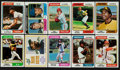 Baseball Cards:Sets, 1974 Topps Baseball Complete Set (660). ...