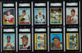 Baseball Cards:Sets, 1967 Topps Baseball Partial Set (473/609) With Carew and Seaver Rookie Cards! ...
