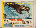"""Movie Posters:Fantasy, The 7 Faces of Dr. Lao (MGM, 1964). Half Sheet (22"""" X 28"""").Fantasy.. ..."""