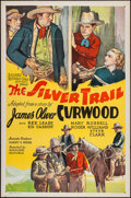 """Movie Posters:Western, The Silver Trail (Reliable, 1937). One Sheet (27"""" X 41""""). Western.. ..."""