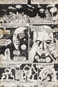 Original Comic Art:Panel Pages, Jim Starlin and Mike Esposito Iron Man #55 Page 12 OriginalArt (Marvel, 1973)....