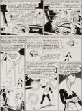 Original Comic Art:Panel Pages, Gil Kane and Joe Giella Green Lantern #7 Page 11 OriginalArt (DC, 1961)....