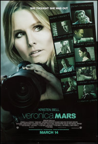 """Veronica Mars and Others Lot (Warner Brothers, 2014). One Sheets (3) (27"""" X 40"""") DS, SS & Advance Styl..."""