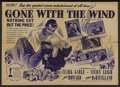 "Movie Posters:Academy Award Winner, Gone with the Wind (MGM, 1939). Herald (11"" X 15.5""). Academy AwardWinner. ..."