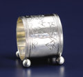 Silver Holloware, American:Napkin Rings, An American Silver Napkin Ring. Tiffany & Co., New York, NewYork. 1875. Silver. Marks: TIFFANY & CO., 4304 M 1437,STER...