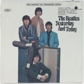 Music Memorabilia:Recordings, Beatles Yesterday and Today Sealed Stereo LP (Capitol ST 2553, 1966)....