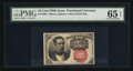 Fractional Currency:Fifth Issue, Fr. 1266 10¢ Fifth Issue PMG Gem Uncirculated 65 EPQ.. ...