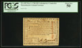 Colonial Notes:Massachusetts, Massachusetts May 5, 1780 $20 Contemporary Counterfeit PCGS About New 50.. ...