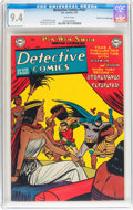 Golden Age (1938-1955):Superhero, Detective Comics #167 Mile High pedigree (DC, 1951) CGC NM 9.4 White pages....