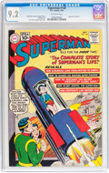 Silver Age (1956-1969):Superhero, Superman #146 (DC, 1961) CGC NM- 9.2 Off-white pages....