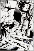 Original Comic Art:Covers, Greg Land and Jay Leisten Wolverine: Origins #27 CoverOriginal Art (Marvel, 2008)....
