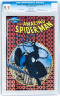 Modern Age (1980-Present):Superhero, Marvel Collectible Classics: Spider-Man #1 (Marvel, 1998) CGC MT9.9 White pages....