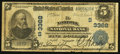 National Bank Notes:Virginia, Norfolk, VA - $5 1902 Date Back Fr. 590 Norfolk NB Ch. # (S)3368....