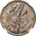China:Fengtien, China: Fengtien. Dollar CD (1903) XF Details (Stained) NGC,...
