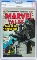 Golden Age (1938-1955):Horror, Marvel Tales #127 (Atlas, 1954) CGC VF/NM 9.0 Off-white pages....