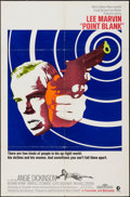 "Movie Posters:Crime, Point Blank (MGM, 1967). One Sheet (27"" X 41""). Crime.. ..."