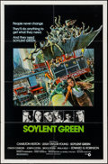 "Movie Posters:Science Fiction, Soylent Green (MGM, 1973). One Sheet (27"" X 41""). Science Fiction....."