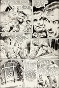 """Original Comic Art:Panel Pages, Bernie Wrightson House of Mystery #188 """"House of Madness!""""Page 5 Original Art (DC, 1970)...."""