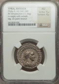 Ancients:Roman Provincial , Ancients: SYRIA. Philip II (AD 247-249). BIL tetradrachm (11.36gm)....
