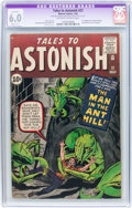 Silver Age (1956-1969):Superhero, Tales to Astonish #27 (Marvel, 1962) CGC Apparent FN 6.0 Slight(C-1) Off-white to white pages....