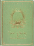 Books:Natural History Books & Prints, Maurice Maeterlinck. News of Spring and Other NatureStudies. New York: Dodd, Mead and Company, 1913. FirstAmerican...