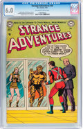 Golden Age (1938-1955):Science Fiction, Strange Adventures #34 (DC, 1953) CGC FN 6.0 Off-white to whitepages....