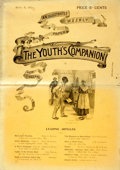 Books:Periodicals, [African-American]. [Periodical]. The Youth's Companion,April 6th, 1893. Contains the story Slow Joe's Freedo...