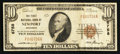 Newport, AR - $10 1929 Ty. 1 The First NB Ch. # 6758