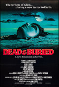 """Movie Posters:Horror, Dead & Buried (Avco Embassy, 1981). British One Sheet (27"""" X 39.75""""). Horror.. ..."""